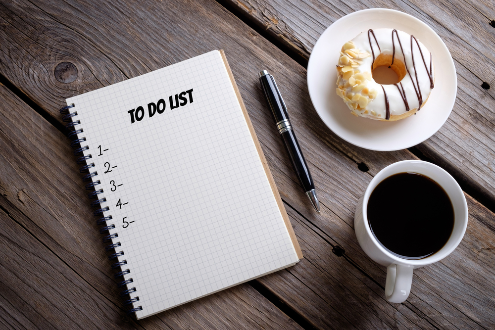 To do list pour rater sa digitalisation